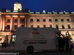 London couriers & light haulage working day & night to deliver your goods.